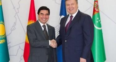 Turkmenistan, Ukraine willing to contribute to Afghanistan's socio-economic development