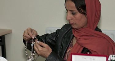 Training for Afghan women on how to tap funding sources