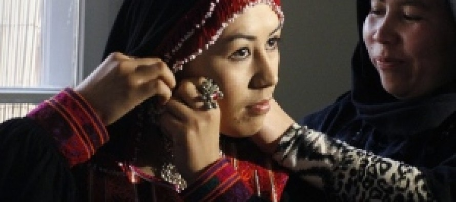 'Young Women For Change' Nonprofit Uses Rare Fashion Show To Empower Afghan Women