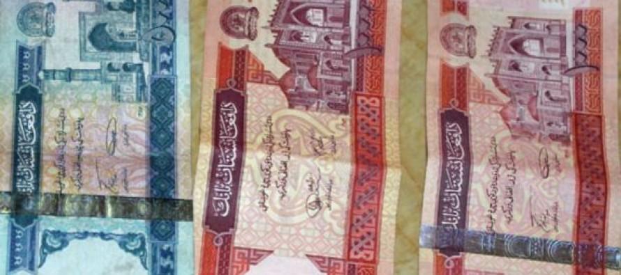 Forged money flooding Kabul markets