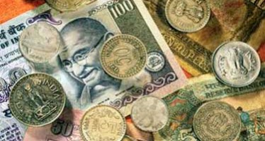 Indian rupee falls to its record low against US dollar