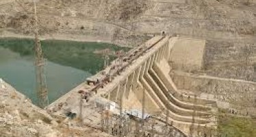 Third turbine of Naghlu power Dam repaired