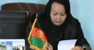 Afghan female governor wants to bring a change