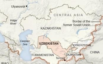 Uzbekistan offers deal in exchange for Nato trucks