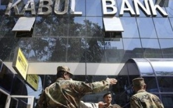 Two defendants of Kabul Bank scandal receive prison sentence