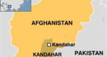 Kandahar in need of paved roads