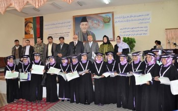 22 midwives graduated from community midwifery education program