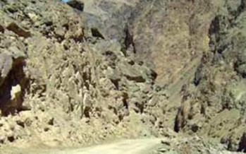 Second phase of the Bamyan-Wardak road construction begins