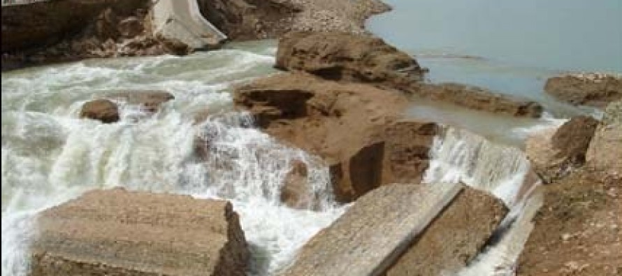 Government yet to fulfill its promise of reconstructing the Band-e-Sultan Dam