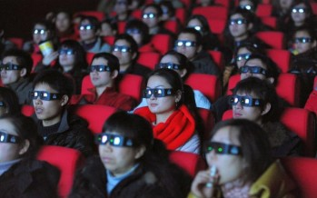 China, the world's second biggest market for Hollywood moviemakers