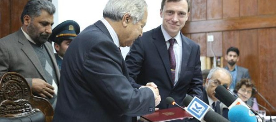 Central Bank of Afghanistan installs Creditinfo system