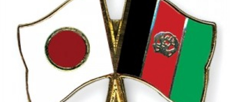 Japan promises to continue assistance to Afghanistan