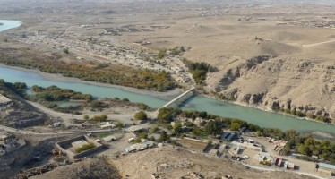 Work on Kajaki dam not getting off the ground