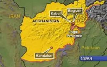 A township in need of basic facilities in Logar province