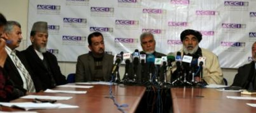 Afghan private sector warns to halt import of basic goods
