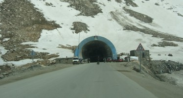 Afghanistan to expand key Salang Highway