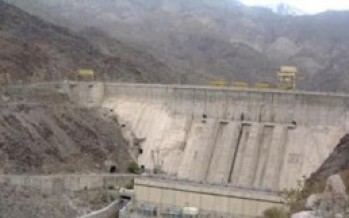 Salma Dam nearly 80% completed