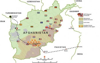 """Afghan government was negligent about the TAPI project"""