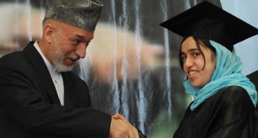 A group of Turkish students enrolls at Kabul University