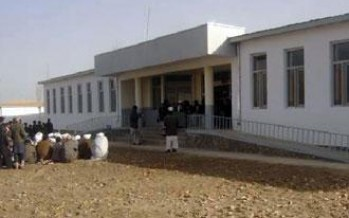 Uplift projects executed in Badghis province
