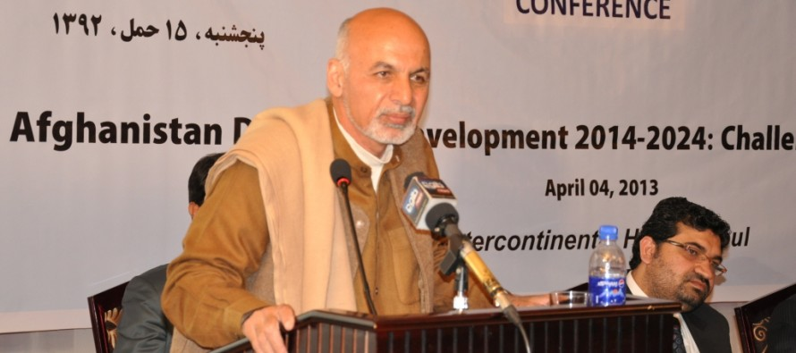 Afghan Intellectuals Explore Development Potential in Afghanistan during 2014-24