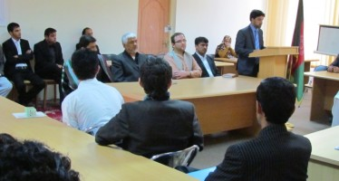 Civil Servants and Young Academics train to serve their Communities in Kunduz Province