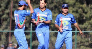Afghanistan Through to Cricket World Cup 2015