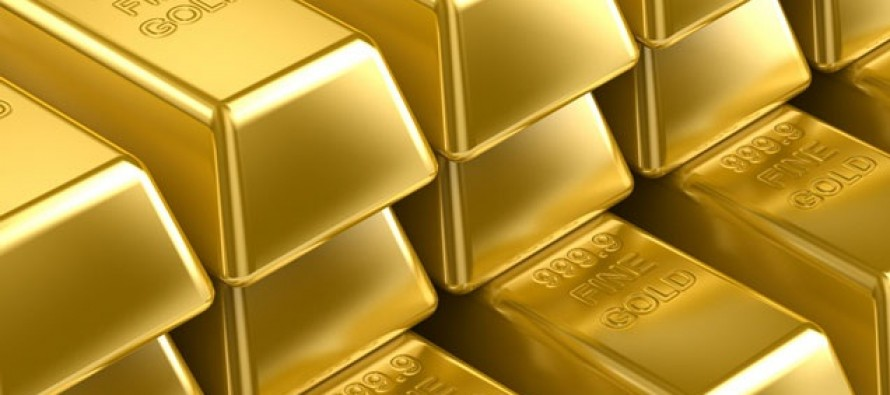 Gold price falls to its lowest amid diminishing inflation