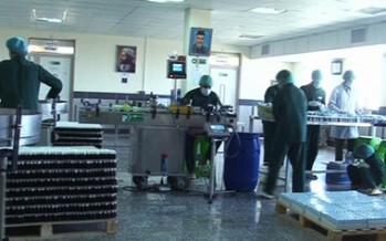 Herat Factories Struggling to Compete with Imports