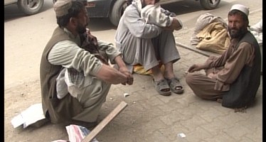 Unemployment rate peaks to 40% in Afghanistan