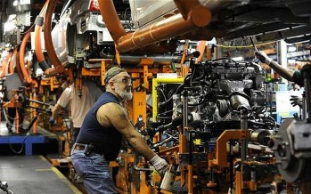 US manufacturing sector grew at its slowest pace in six months