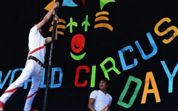 Afghanistan the only country in Asia to celebrate World Circus Day