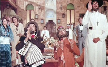 British Director to remake 1977's classic hit Amar Akbar Anthony