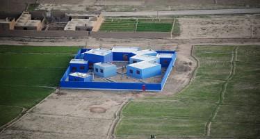Afghan school nominated for the Aga Khan Award for Architecture