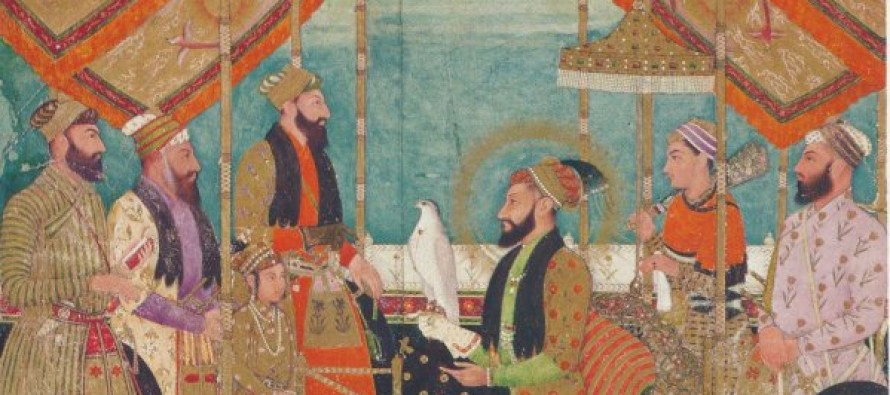 Exhibition of facsimile prints on Mughals Arts, Culture and Empire held in Kabul