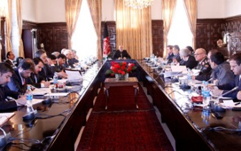 Afghan Ministry of Finance to pay USD 60mn for weaponry repairs