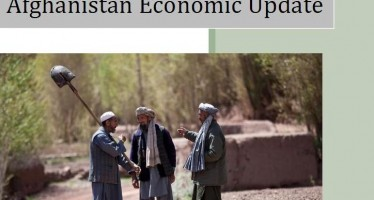 Update on Afghanistan's Economy-World Bank Report