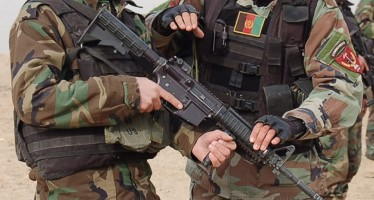 US gives USD 1bn worth of ammo to Afghan Army