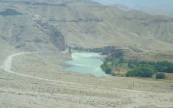 Paktia roads damaged due to poor construction standard