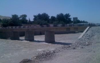 Baghlan's Pul-e-Larzanak turns into a road bridge