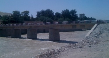 Baghlan's Pul-e-Larzanak turns into a road bridge