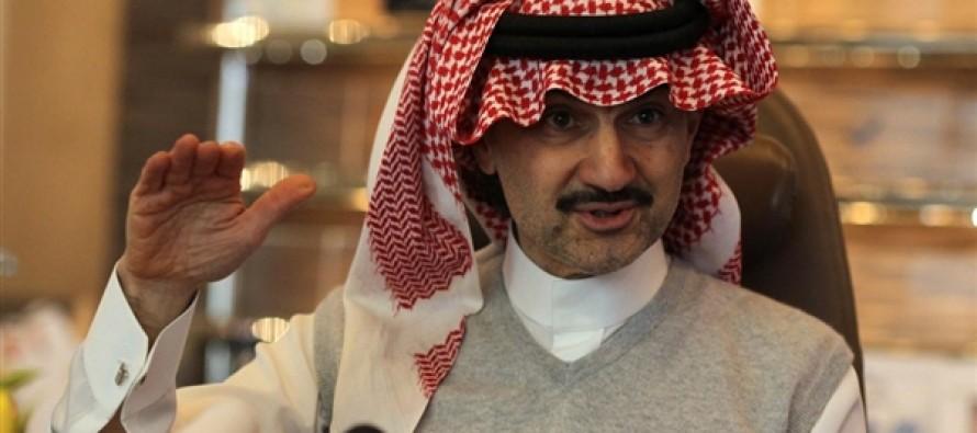 Saudi billionaire plans to build the world's tallest tower