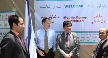 Afghan customers can pay their electricity bill through mobile phones now