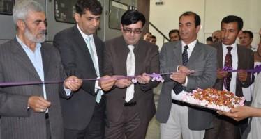 Breshna Sherkat improves power supply in Paghman