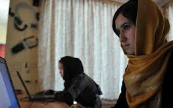 Social Media a way to resolve Afghanistan's problems