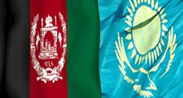 Afghanistan, Kazakhstan confer on trade and economic ties