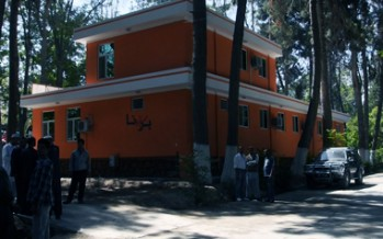 Da Afghanistan Breshna Sherkat opens customers service in Baghlan Province