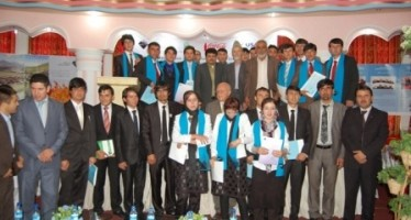 University of Central Asia holds Academic Achievement Ceremony in Faizabad for Afghan learners