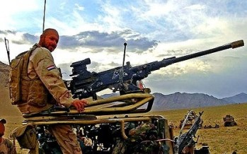 Australia resents Afghan government's exit tax on their military equipment