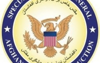 Afghan contractor steals $77m in US government funds: SIGAR